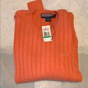 NWT Vineyard Vines Womens L sweater